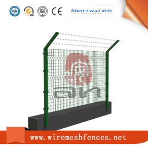 3D Fence Boarder Fence Curved Fencing Factory Price pictures & photos