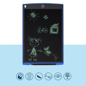 12 Inches Portable Colorful LCD Writing Drawing Board Tablet Pad Notepad Electronic Graphics Digital Handwriting with Stylus Pen pictures & photos
