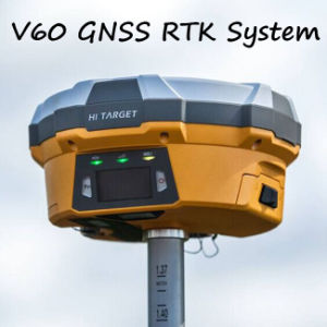 New Land Survey High Precision Dgps V60 Gnss Rtk System pictures & photos