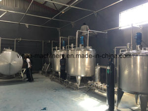 Automatic Complete Gas Beverage Production Line pictures & photos
