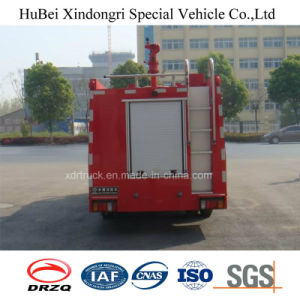 3ton Isuzu Water Tank Fire Fighting Truck Euro 4 pictures & photos