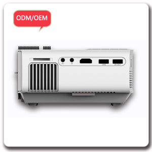 Newest Low Cost Remote Control Multifunction LCD LED Projector pictures & photos