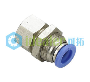 High Quality Push-in Fittings with ISO9001: 2008 (PMF10-02) pictures & photos
