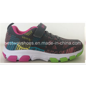 Flyknit Children′s Shoes Mesh Shoes Sporting Shoes pictures & photos