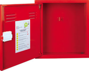Metal Fire Hose Cabinet with Kd Patern pictures & photos