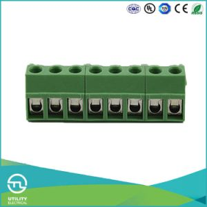 Map1.5/V5.0 Maseries PCB Edge Connector Pin Leader Terminal Block pictures & photos