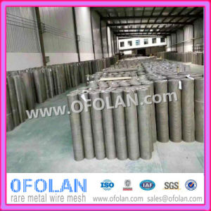 Nickel Wire Mesh for High Temperature Water Treatment pictures & photos