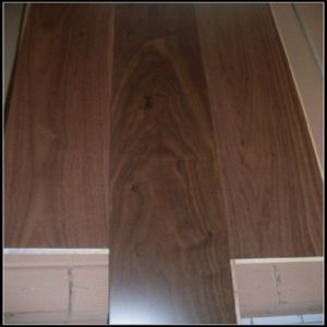 Household Engineered American Walnut Wood Flooring/Wooden Flooring pictures & photos