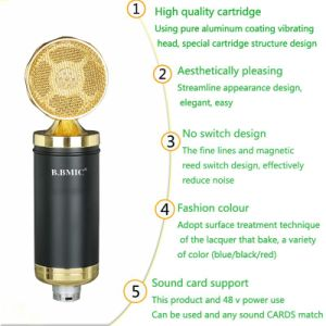 Computer Network K Song Professional Recording Microphone