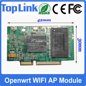 Top-Ap01 Rt5350 150Mbps Wireless Router Module Embedded for IP Camera pictures & photos