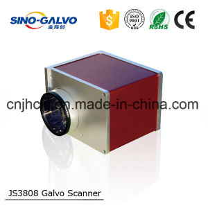 30mm Input Aperture Galvo Laser Head Js3808 for Laser Engraving Machine pictures & photos