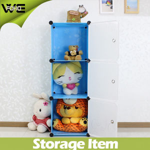 DIY Custom Adjustable Modern Decorative Small Storage Bins for Kids pictures & photos