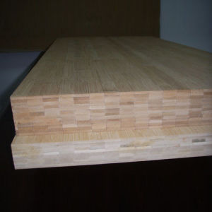 Xingli High Quality Crosswise Bamboo Panel for Furniture Making pictures & photos