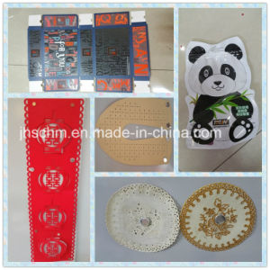 High Quality Flatbed Die Cutting Machine with Stripping pictures & photos