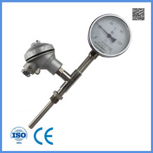 Bimetallic Bimetal Thermometer (FL-C004) for Industry Use pictures & photos