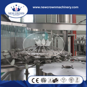 China High Quality Monoblock 3 in 1 New Type Filling Machine for Bottle-Screw Cap) pictures & photos