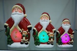 Resin Candle Holder Xmas Home Decor pictures & photos