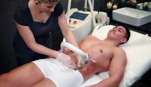 Velashape Syneron Velashape V9 Slimming System RF Vacuum Infrared Light Massage Roller Body Slimming Cavitation Machine pictures & photos