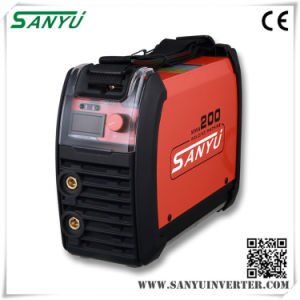 Digital Display 230V/1pH IGBT MMA Welding Machine (MMA-200G IGBT) pictures & photos