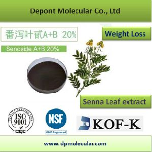 Senna Leaf Extract, Sennoside a+B 20% HPLC pictures & photos