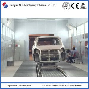 China Suli Shares Powder Car Coating Spray Booth with OEM ODM Design pictures & photos