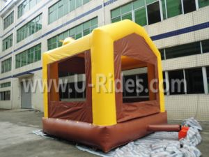 CE Horse Jumping bouncer house, jumping bouncy, kids inflatable bouncer pictures & photos