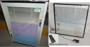 Deluxe Aluminium Casement Window with Built-in Shutters (BHA-CW52) pictures & photos