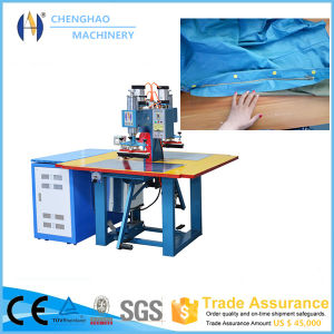 5kw Double Working Stations PVC Raincoat Welding Machine pictures & photos