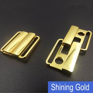 Lead Free Zinc Alloy Metal Clip for Bra pictures & photos