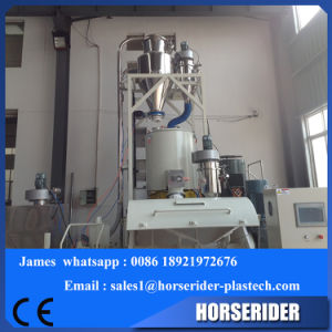 PVC Turbo Mixer System Machine pictures & photos