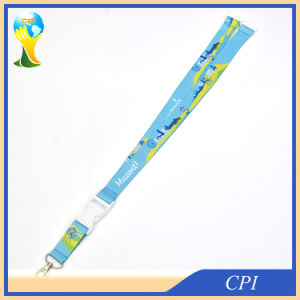 Factory Custom Lanyards with White Buckle pictures & photos