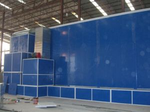 2017 Industrial Large Truck Spray Booth pictures & photos