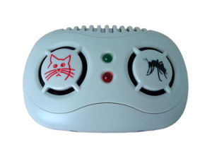 High Quality Two Sensor Ultrasonic Mouse & Mosquito Repeller pictures & photos
