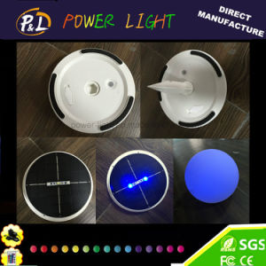 Garden Solar Light  RGB Glowing LED Lighted Cube pictures & photos