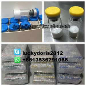 Safe Injectable Human Peptide Hormone Ghrp-2 for Muscle Gaining pictures & photos