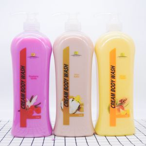 Shea Butter Cream Body Wash Moisturising Shower Gel pictures & photos