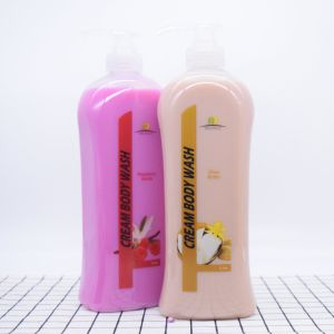 Shea Butter Cream Body Wash Moisturising Shower Gel pictures & photos