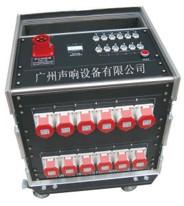 Multi Way Hoist Control Box for Truss pictures & photos