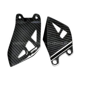 Carbon Fiber Heel Plates for Kawasaki Zx10r 2016+