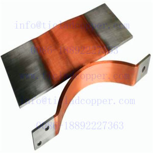 Copper Foil Soft Connection for Electrolysis/ Electroplating pictures & photos