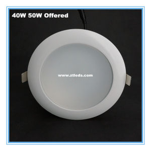 4000lm 80ra High LED Power 40W-50W Recessed LED Downlight pictures & photos