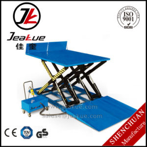 2500kg Immovable Hydraulic Electric Loading Platform Lift Table pictures & photos