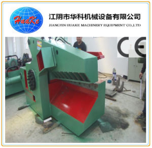 Q43-1600 Series Hydraulic Metal Cutting Shear pictures & photos