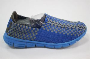 Woven Street Shoe for Men Footware pictures & photos