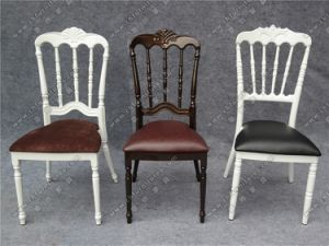 New Model White Wedding Chair for Banquet and Dining Room (YC-A331) pictures & photos