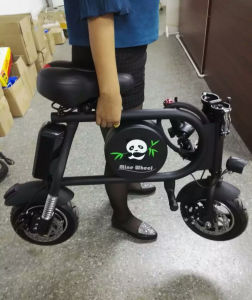 400W E Bike with 36V/11ah pictures & photos