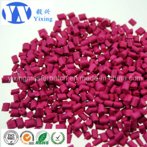 Polymer Pre-Coloured Granule Masterbatch/Pigment Granule/for Polymer Plastic PE Color pictures & photos