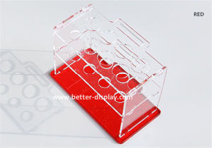 Plastic Business Card Holder pictures & photos