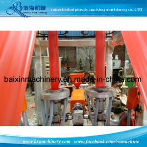 Double Head Plastic Film Blowing Machine pictures & photos