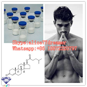 Good Quality and High Purity Bodybuilding Testosterone Isocaproate CAS: 15262-86-9 pictures & photos